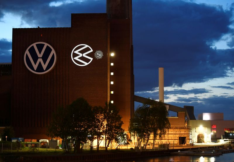 New emissions blow for VW as German court backs damages claims