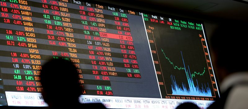 Brazil stocks to slog through worst year since 2008 as pandemic strikes
