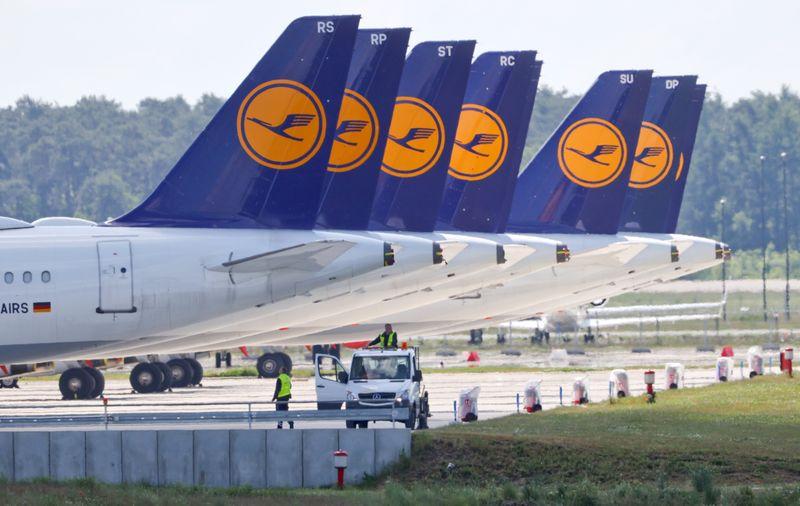 Ryanair impugnará el rescate de Lufthansa