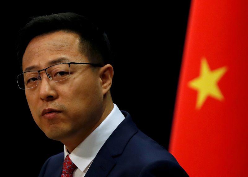 China diz que agirá contra interferência estrangeira em lei de Hong Kong