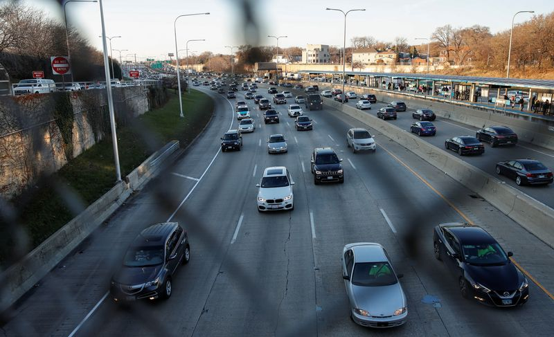 U.S. states sue Trump administration over fuel efficiency rollback
