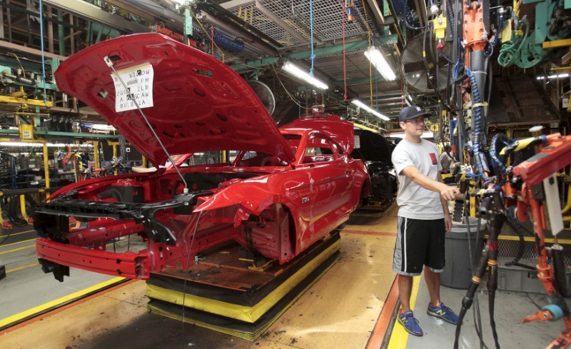 U.S. manufacturing activity pulls off 11-year low: ISM