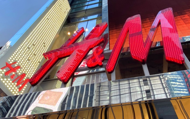 H&M closes U.S. stores amid protests, says it stands behind black community