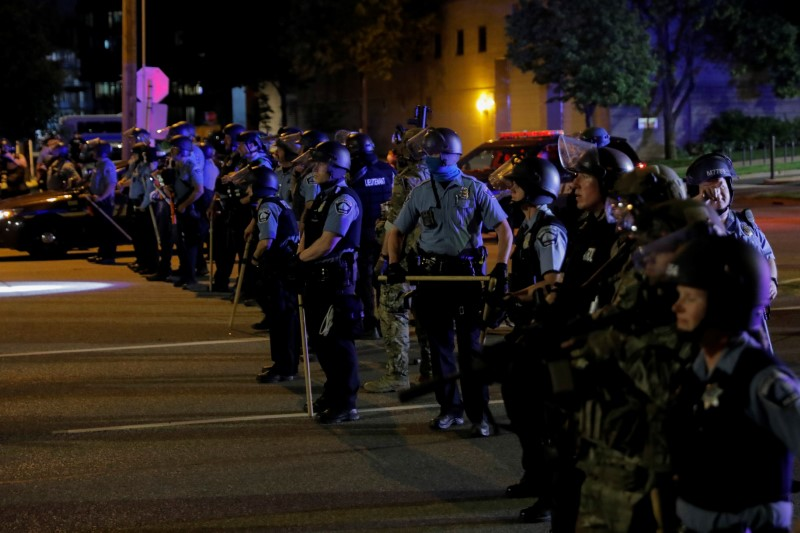 ACLU sues Minnesota police, alleging harassment of journalists at protests