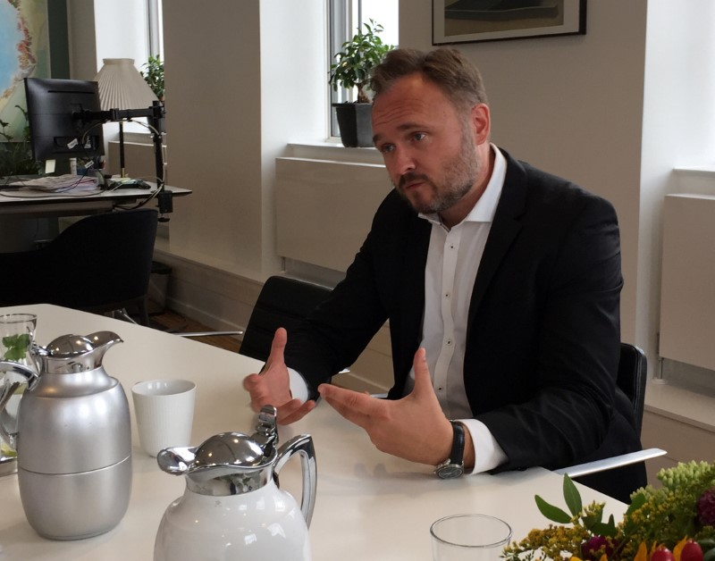 Denmark should end oil and gas hunt, says government adviser