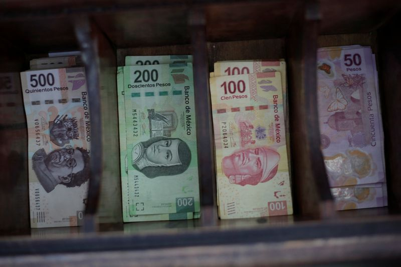 Brazil, Mexico currencies both rebound but real has more legs than peso