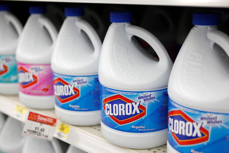 People are gargling bleach, drinking household cleaners to avoid coronavirus