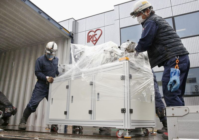 Japan wants manufacturing back from China, but breaking up supply chains is hard to do