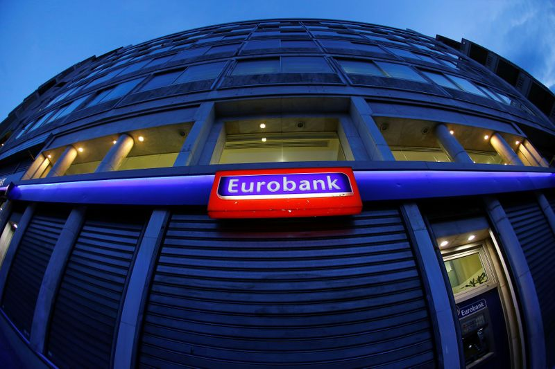 Eurobank leads Greek peers with lowest bad loan ratio after doValue deal