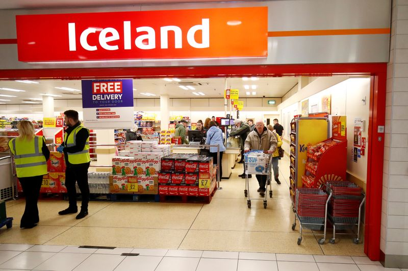Founding family and CEO take full control of Britain's Iceland Foods