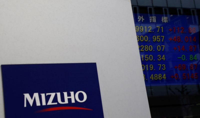 Japan's Mizuho says virus-related loan requests have reached $155 billion