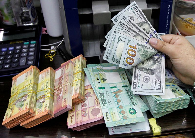 Lebanese pound slides further despite new pricing system