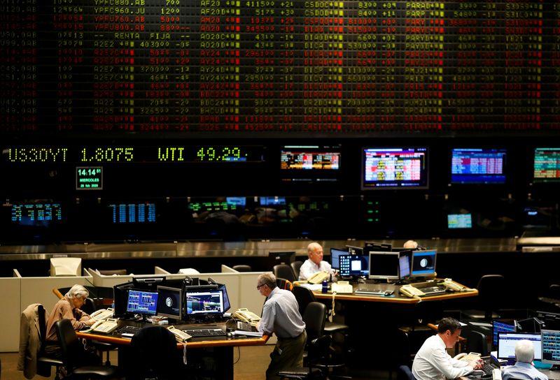 Caveat emptor! Argentine stocks soar as investors shrug off crises