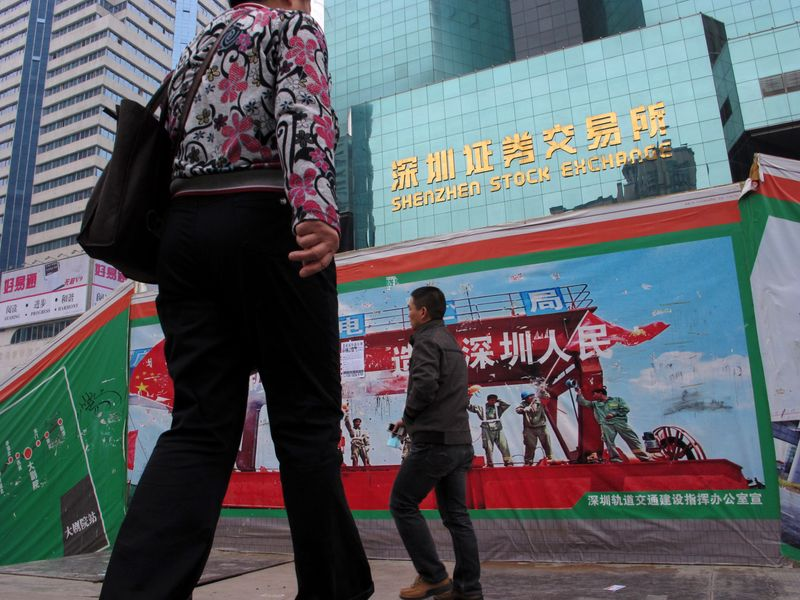 China finalizes new IPO rules for Shenzhen's ChiNext startup board
