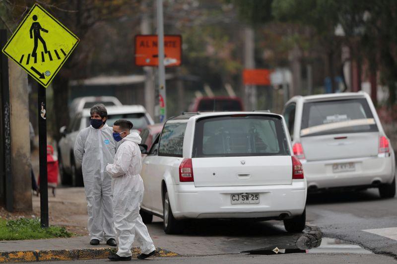 Las muertes por COVID-19 en América Latina superan las 80.000 Por ...