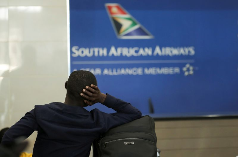 South African Airways rescue would be costly, plan shows