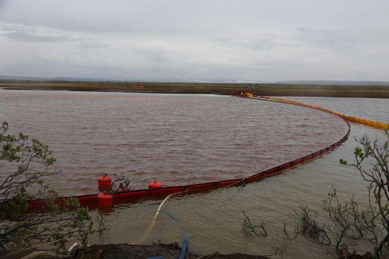 Putin calls fuel spill unprecedented for Russia, Greenpeace sees $1.4 billion damage