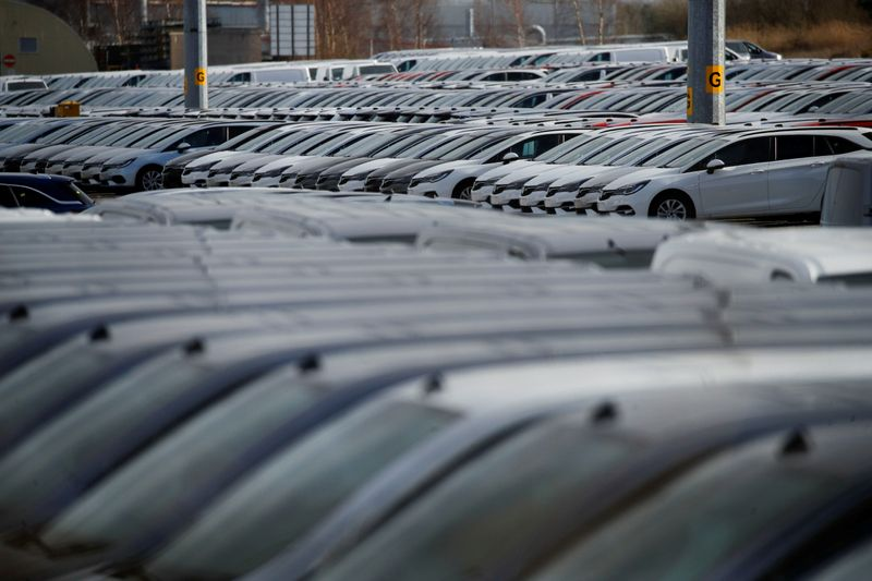 SMMT UK car sector calls for more government help to handle virus hit By Reuters