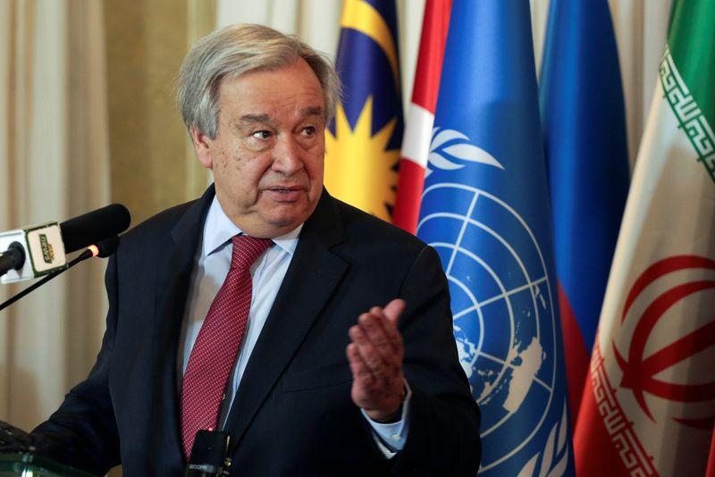 الأمم المتحدة تدعو إسرائيل للتخلي عن خطط ضم مستوطنات الضفة الغربية