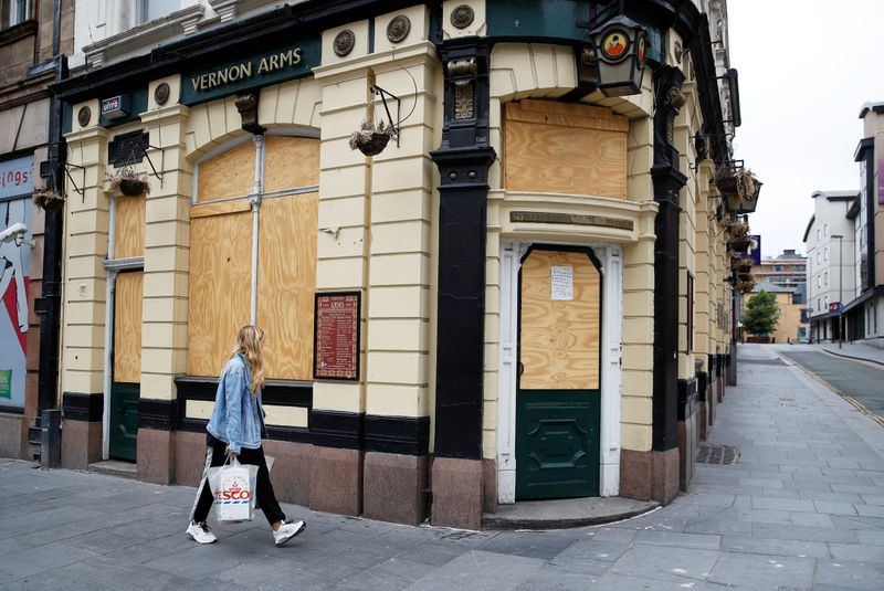 England goes al fresco to help hospitality sector rebound