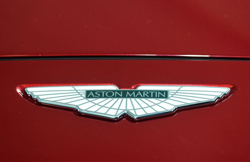Aston Martin Turns To Stock Offering To Bolster Capital By Reuters
