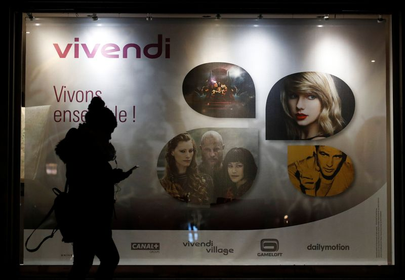 Italy's Mediaset prevents Vivendi trust from voting at AGM