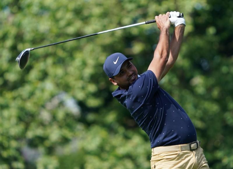 © Reuters. PGA: Campeonato de viajeros - Primera ronda