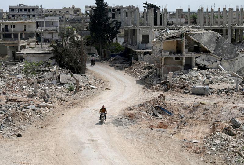 Deadly Syrian, Russian air strikes in Idlib amount to war crimes, U.N. says