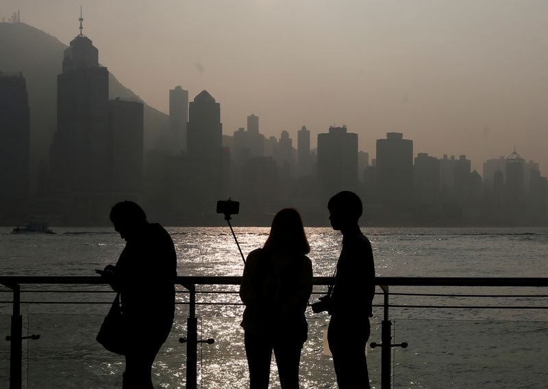 U.S. tech giants face hard choices under Hong Kong's new security law