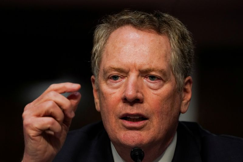 USTR Lighthizer says bilateral trade pacts conflict with multilateral trading system