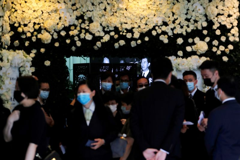 Death of Macau's casino king comes as gambling hub faces new era