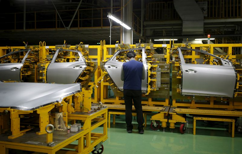South Korea's factory activity shrinks for seventh month but recovery in sight - PMI