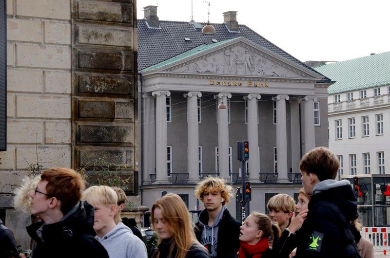 U.S. judge dismisses lawsuit against Danske Bank over money laundering scandal