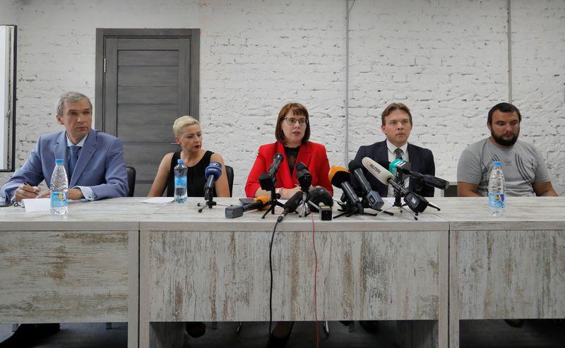 Belarusian Opposition Ready to Accept International Mediation, Tikhanovskaya Says