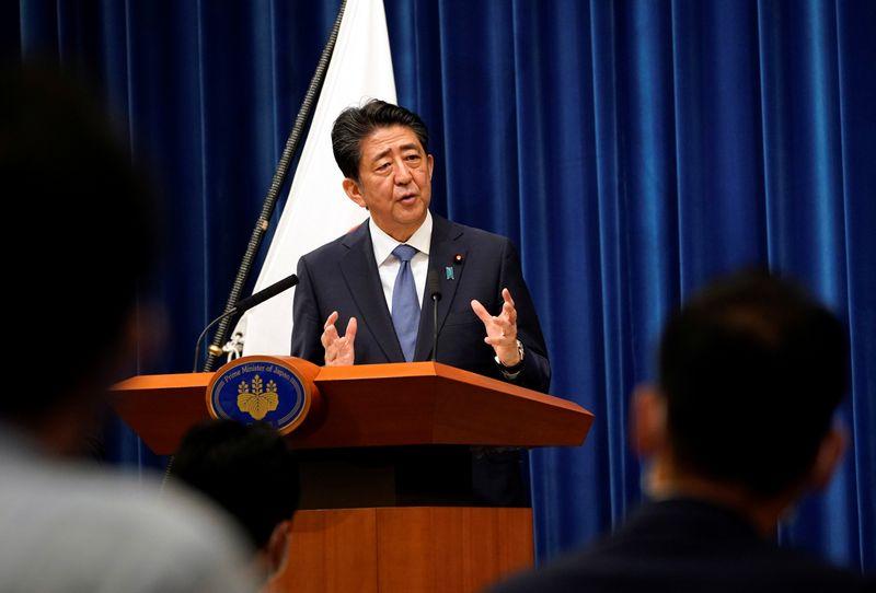 © Reuters. JAPON: LA STRATÉGIE DES ABENOMICS N'A PAS TENU SES PROMESSES