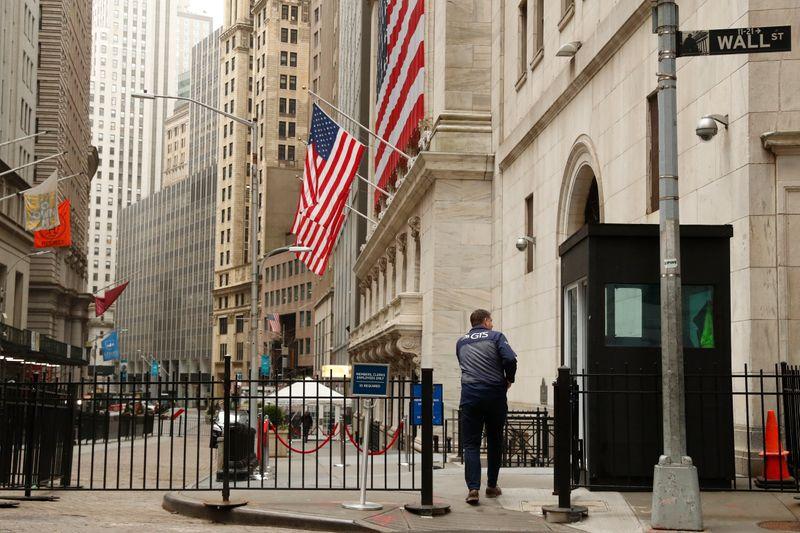 © Reuters. LA BOURSE DE NEW YORK FINIT EN HAUSSE