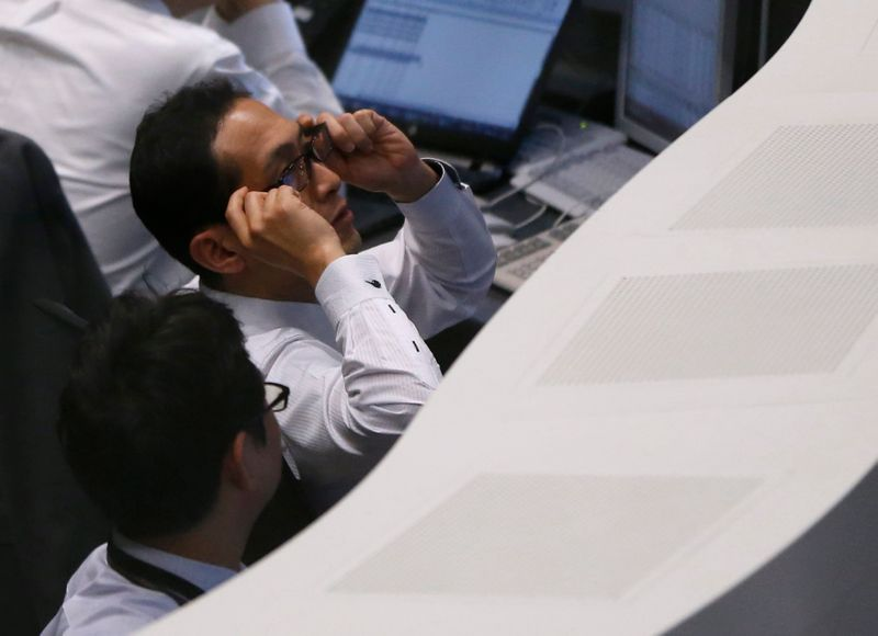 © Reuters. LA BOURSE DE TOKYO FINIT EN HAUSSE