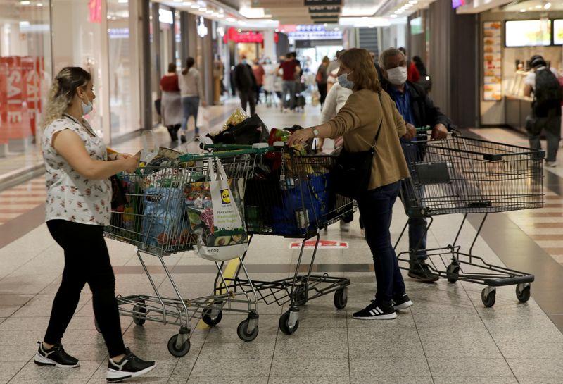 � Reuters. FILE PHOTO: The coronavirus disease (COVID-19) outbreak in Germany