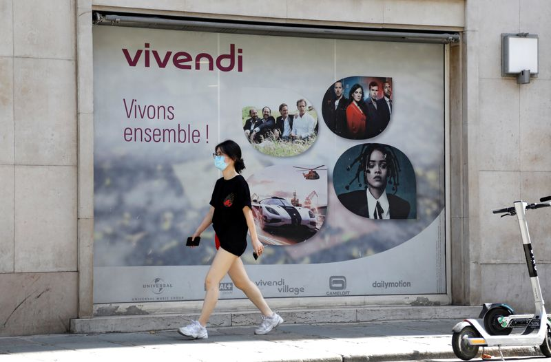 Top EU court says curb on Vivendi's Mediaset stake breaches bloc's law