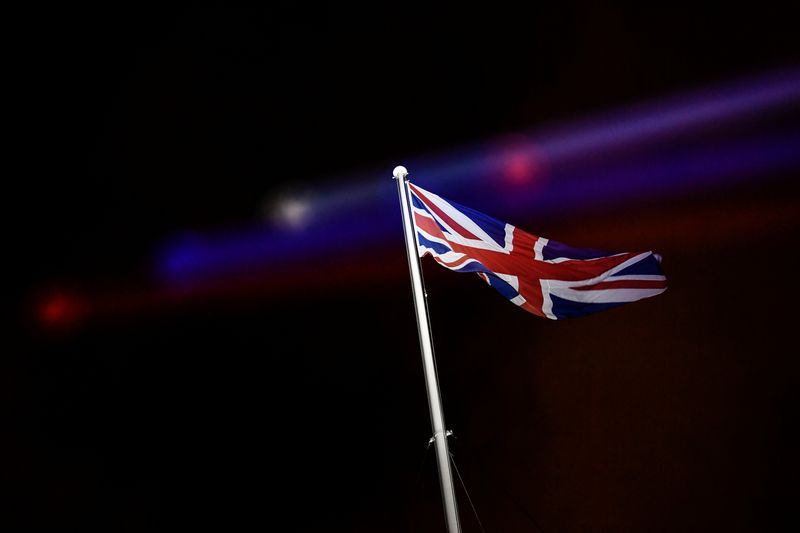 � Reuters. Britain leaves EU on Brexit day