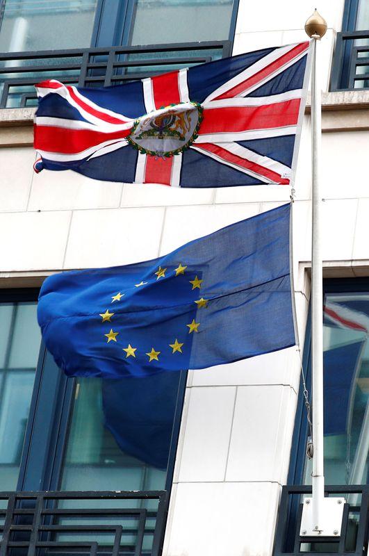 Londres ve solo un 30%-40% de posibilidades de un acuerdo con Bruselas, según The Times