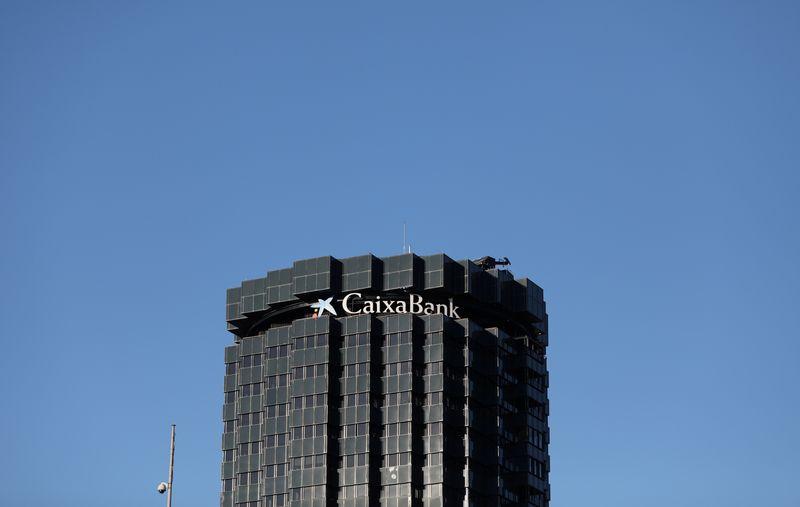 © Reuters. LA FUSION ENTRE CAIXABANK ET BANKIA POURRAIT ÊTRE FINALISÉE DANS LES PROCHAINS JOURS