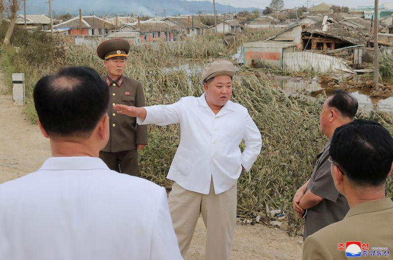 North Korea vows 'severe' punishments in wake of typhoon