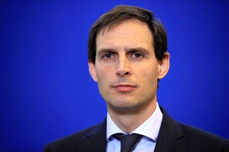 © Reuters. LES PAYS-BAS INVESTISSENT 20 MILLIARDS D'EUROS DANS LA CROISSANCE ÉCONOMIQUE