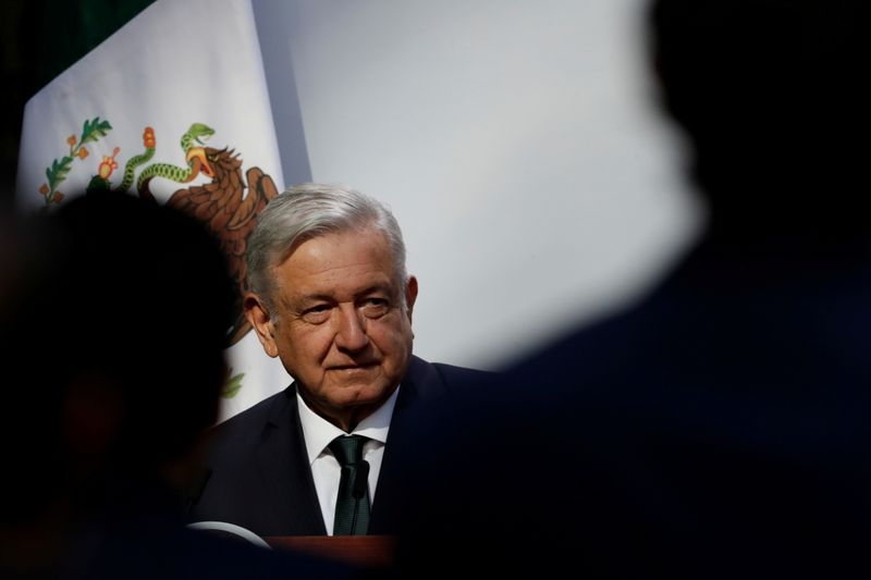 Mexico raises gross debt limit to 70% for rest of president's term