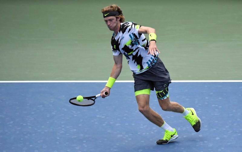 Daniil Medvedev beats Andrey Rublev to reach US Open semi-finals