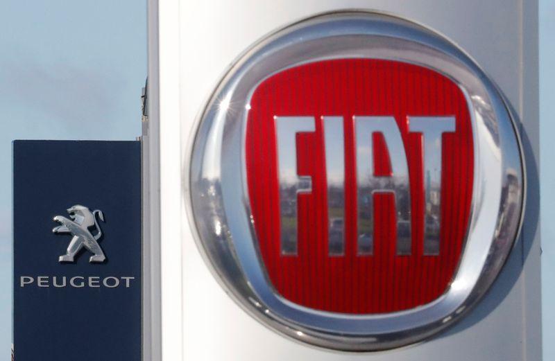 Fiat Chrysler, Peugeot maker PSA revise merger terms due to COVID-19 crisis