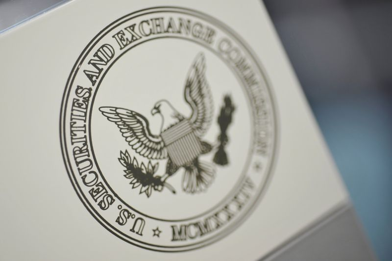 � Reuters. FILE PHOTO: To match Special Report SEC/INVESTIGATIONS