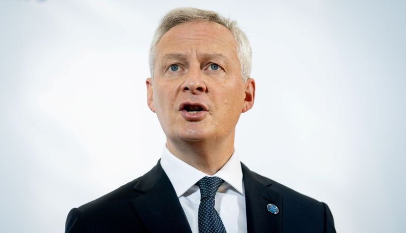 France's Le Maire: We will fight Bridgestone's plan to close Bethune factory