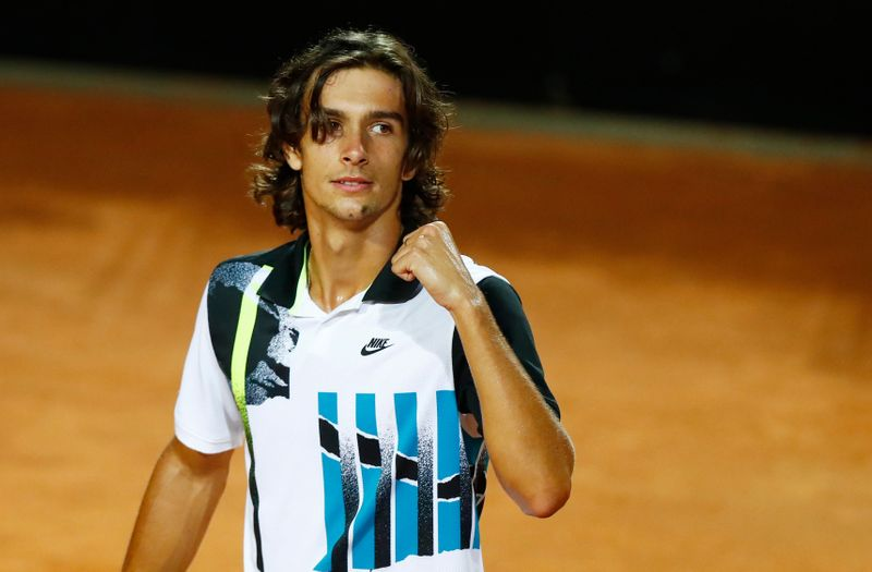 © Reuters. ATP Masters 1000 - Italian Open